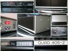 Новое фото Аудиотехника Quad 405-2 Британская легенда 70-х 36596647 в Москве