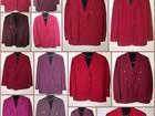 Новое фото Разные услуги Коллекция малиновых пиджаков 90-х 36596717 в Москве