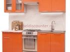 Свежее фото Мебель для прихожей Кухня новая 2, 1 м длиной 36609075 в Москве