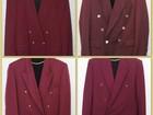 Смотреть foto Услуги детективов Культовая вещь из 90-х - Малиновый пиджак Реальный прикид 37310507 в Москве