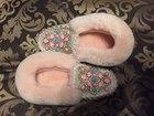 Фотография в Одежда и обувь, аксессуары Женская обувь Продам теплые женские макасины, розового в Москве 4000