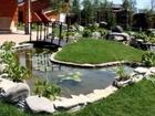 Скачать бесплатно изображение Строительство домов Ландшафтный дизайн, Проектирование и строительство садовых водоемов, 37937812 в Москве