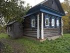 Свежее foto Загородные дома Бревенчатый дом на фундаменте в тихой деревне, с хорошим подъездом, 220 км от МКАД 38959000 в Москве