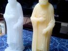 Скачать бесплатно foto Коллекционирование Cвеча именная, святой образ Серафим Саровский 39157824 в Москве