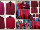 Смотреть foto Разное Новорусский пиджак малинового цвета для вечеринки 90х 39217118 в Москве