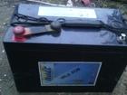 Скачать бесплатно фотографию Разное Аккумулятор HAZE HZB12-100 39330154 в Москве