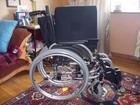 Скачать фото Другая техника Инвалидная коляска в отличном состоянии 39618670 в Moscow