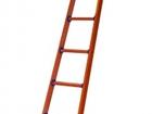Увидеть foto Импортозамещение Лестница стеклопластиковая приставная диэлектрическая ЛСПД-3,5 Евро (Н-3500мм, 9 ступ, вес 14,5кг) 73007091 в Moscow
