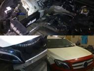 Кузовной ремонт автомобилей любой сложности На рынке с 2008 года. Кузовной ремон