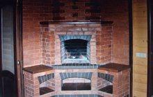 Услуги по ремонту и кладке печей каминов барбекю