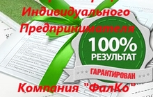 Пакет документов для регистрации ИП, С доставкой