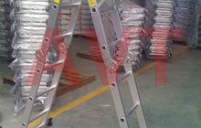 Предлагаем алюминиевые лестницы трансформеры 4х3