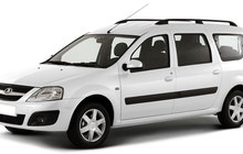 Аренда Лада Ларгус универсал (5-7 мест), прокат авто