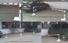 Парковочные шлагбаумы-барьеры