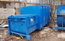 Пресс компактор для мусора 20 кубов