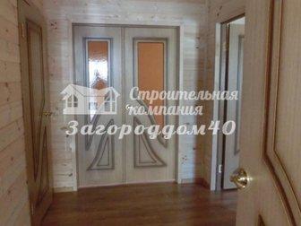 Новое фото Загородные дома Коттедж Варшавское шоссе, Калужское направление 65км 21622118 в Москве