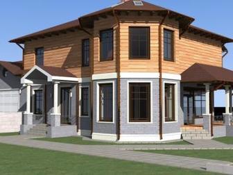 Скачать изображение Строительство домов Проектирование и строительство домов и коттеджей 31571141 в Москве