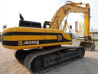 Смотреть фотографию Грузовые автомобили Экскаватор JCB JS -330 32629001 в Москве