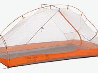 Уникальное фотографию Товары для туризма и отдыха Палатка Marmot Pulsar 2P полный вес: 1,75 кг 32673904 в Москве