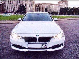 Седан BMW в Москве фото