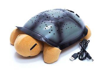 Просмотреть фотографию Товары для новорожденных Музыкальная черепашка ночник-проектор 37351396 в Москве