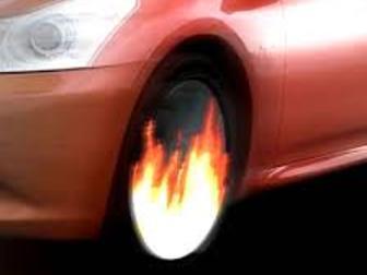 Свежее фотографию Транспорт, грузоперевозки Стильная анимация на автомобильных дисках 37601092 в Москве