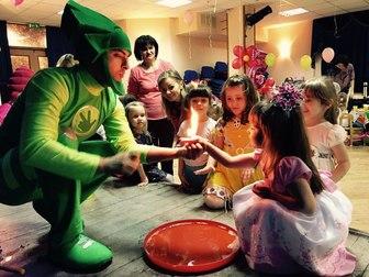 Свежее фото Организация праздников Организация детских праздников 46747707 в Moscow