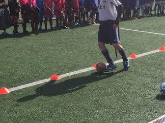 Новое изображение Спортивные школы и секции Обучение Детей Техники Футбола с Футбольными Тренажерами 66453330 в Москве