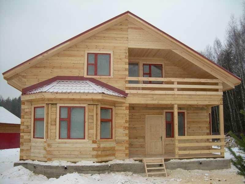 Строим дом из бревна своими руками поэтапный показ строительства