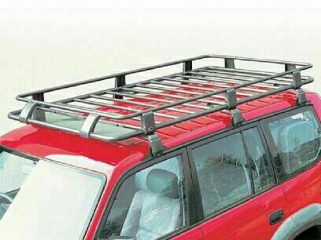 Багажник на крышу автомобиля своими руками на уаз