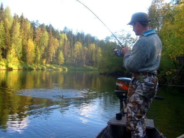 сайты о рыбалке в коми