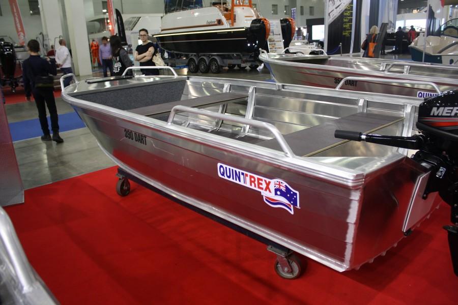 алюминиевая лодка dart цена