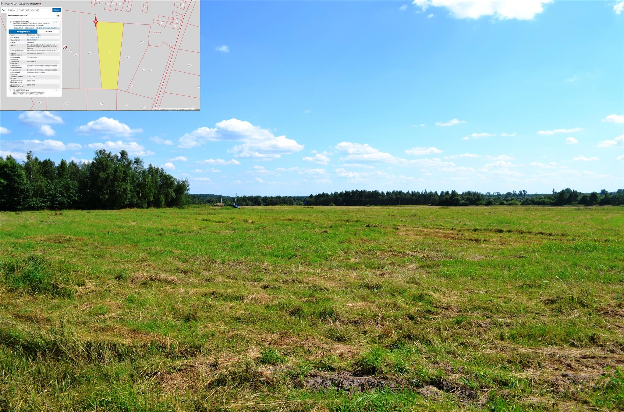 продажа земельного участка сельскохозяйственного назначения коей мере