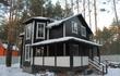 Новый дом с. Купанское, в 120 км от Москвы.