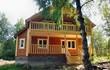 Продается зимний дом из бруса (оба этажа)