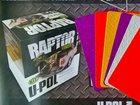 ���������� � ���� ������ RAPTOR� U-POL ���. RLB/S4 �������� ������ � ������ 0