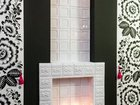 Изображение в Строительство и ремонт Дизайн интерьера Данный камин облицован изразцами ручной работы в Москве 0