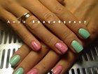 Свежее фото Косметические услуги Маникюр, покрытие Shellac, наращивание ногтей на дому в Зеленограде 32696134 в Москве