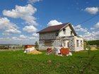 Изображение в   Продам дом новой постройки в с. Редькино в Озеры 2400000