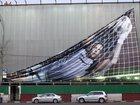 Фото в Услуги компаний и частных лиц Разные услуги Выполним оперативный монтаж баннеров на фасады в Москве 1300