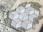 Изображение в   Укладка:Брусчатка колотая плитняк. Брусчатка в Москве 1234