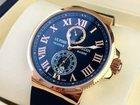 Свежее изображение  Элитные Мужские часы Ulysse Nardin 33039427 в Лобне