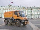 Фото в   Аренда вакуумно-подметальной машины на базе в Санкт-Петербурге 0