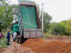 Изображение в Строительство и ремонт Другие строительные услуги Доставка нерудных грузов, сыпучих стройматериалов в Смоленске 0