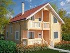 Увидеть фотографию  Дома из клееного бруса и каркасные дома 33463896 в Щелково