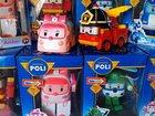 Фото в   Купить игрушки по низким ценам Робокар Поли в Омске 270