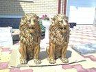 Изображение в   Уникальная скульптура льва, созданная нашим в Москве 19500