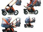Скачать бесплатно foto Детские коляски Коляска 2 в 1 Happy Baby Jennifer 33830326 в Москве
