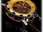 Просмотреть фото  Элитные часы Skeleton Winner 33869430 в Москве