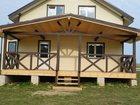 Фото в Загородная недвижимость Загородные дома Продается новый жилой дом из бруса, 150 кв. в Москве 2500000